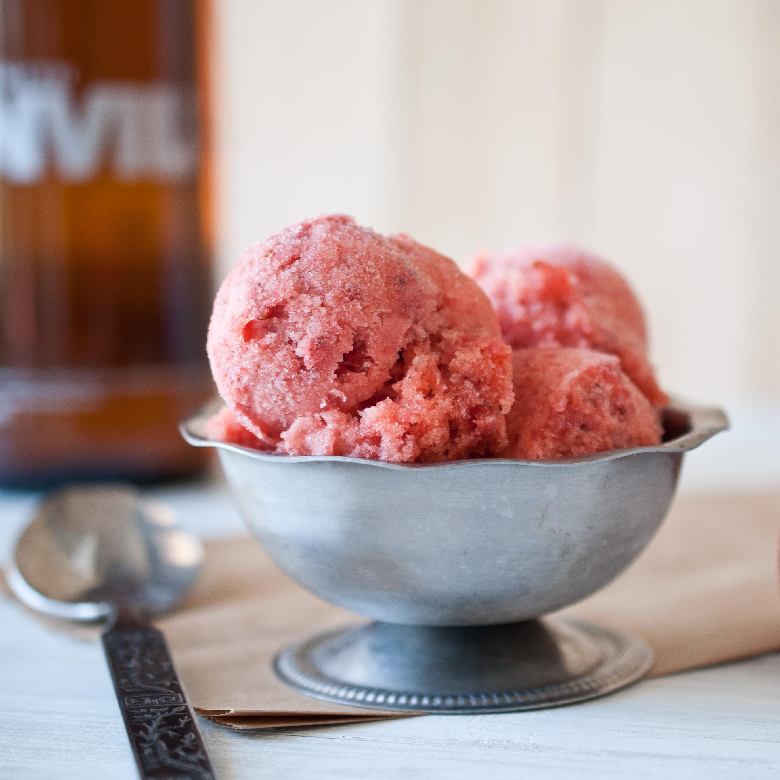 Strawberry beer sorbet the beeroness related posts sisterspd